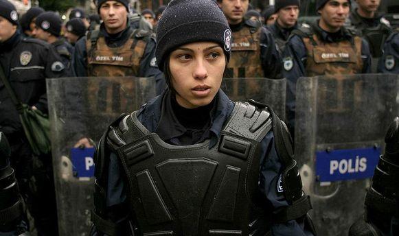 Турецкая полицейская