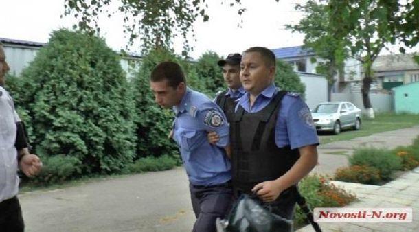Поліцейські