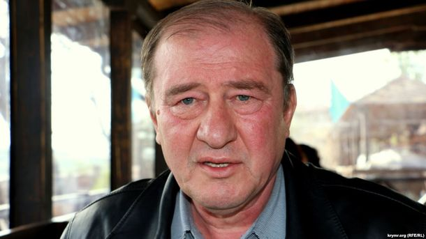 Заступник голови Меджлісу кримськотатарського народу Ільма Умеров