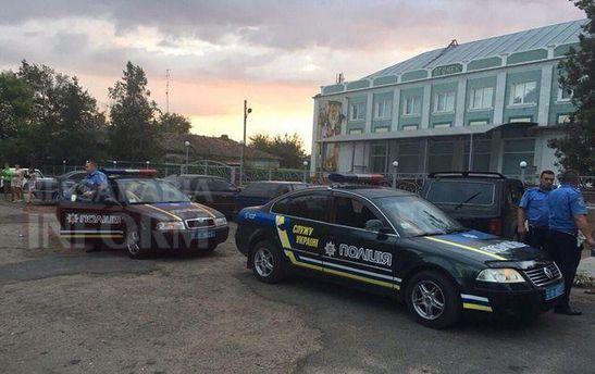 Полиция в Одесской области
