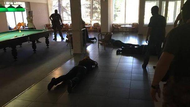 СБУ затримала 106 кримінальних «авторитетів»