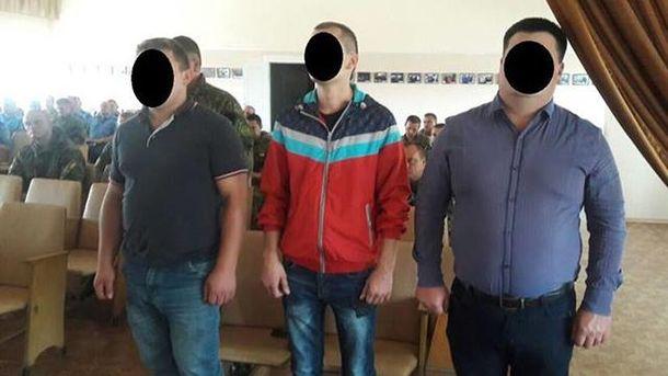 Полицейские Доброполья