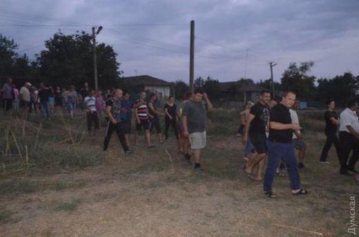 Погромы в Одесской области