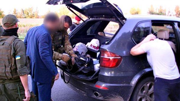 СБУ затримала 106 кримінальних