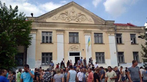 Вбивство дитини спричинило масові заворушення на Одещині