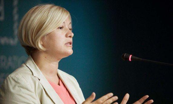 Ірина Геращенко анонсує важку осінь