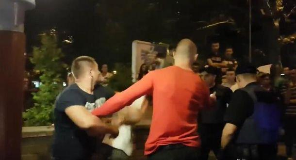 Інцидент у Миколаєві