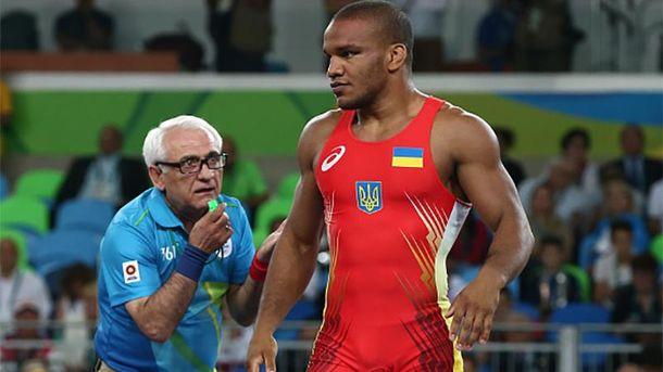 Жан Беленюк (справа) в Рио