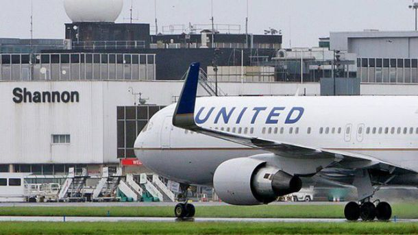 Літак здійснив екстрене приземлення в ірландському аеропорту
