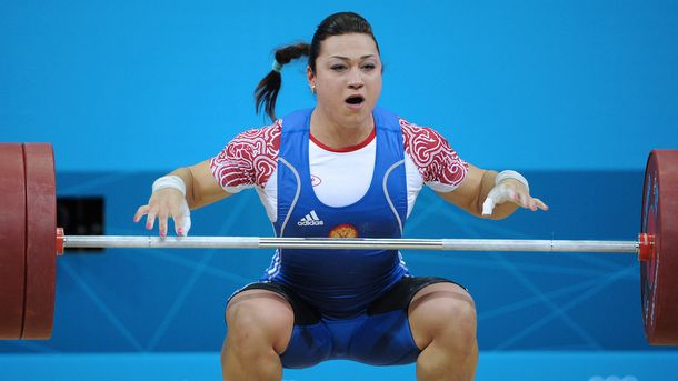 Надія Євстюхіна позбудеться своєї олімпійської медалі