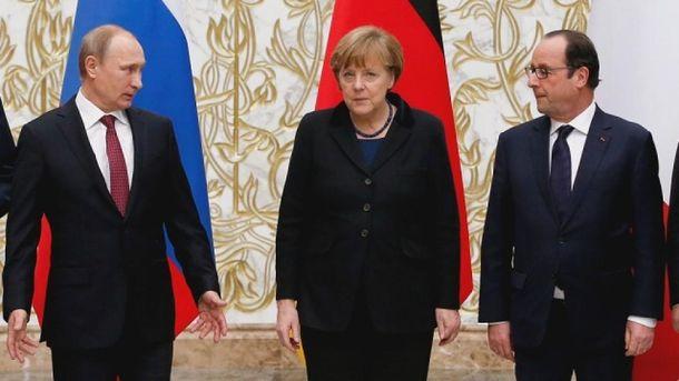 Путин будет шантажировать западных лидеров?