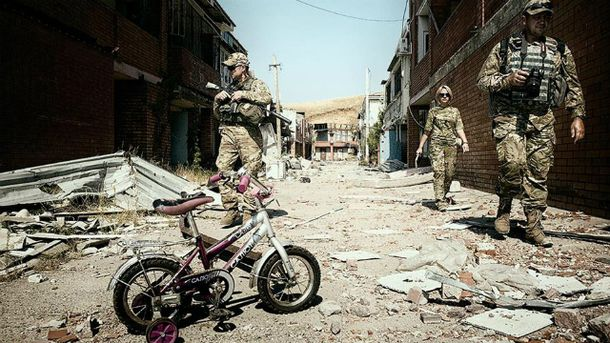 Терористи порушили режим