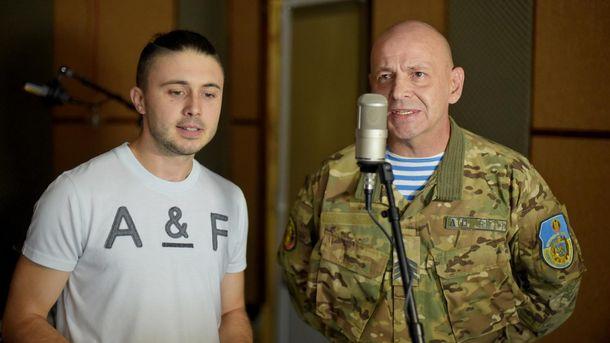 Тарас Тополя та Олександр Рожко