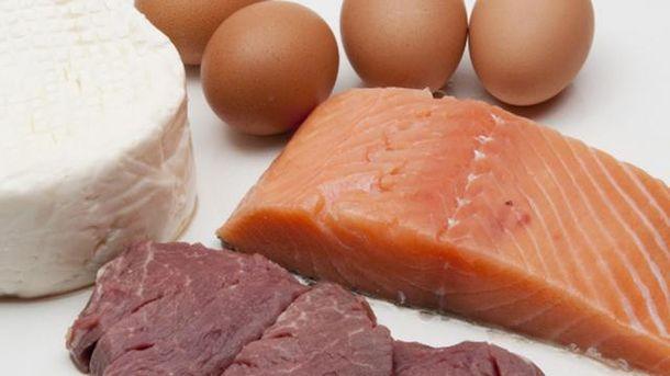 Продукты, которые богаты белком