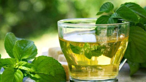 Ввечері найкраще пити зелений чай