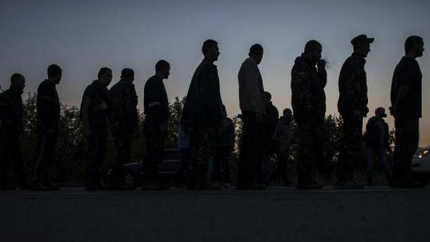 Количество заложников в плену боевиков вновь возросло
