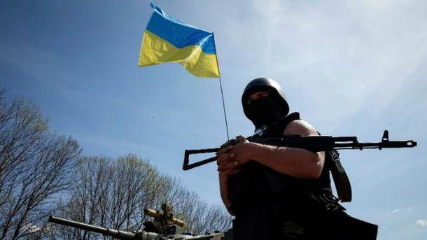 Жоден український військовий не постраждав за добу