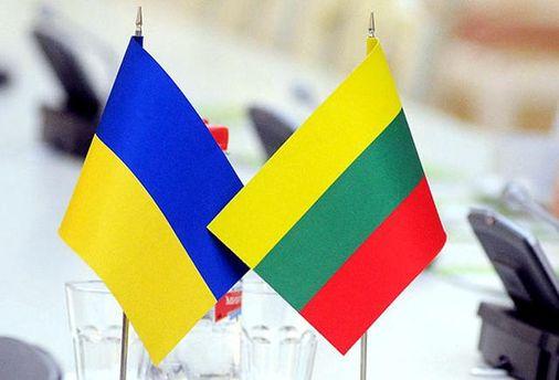 Україна і Литва