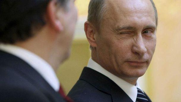 Ради встречи с Меркель и Олландом Путин и затеял провокации