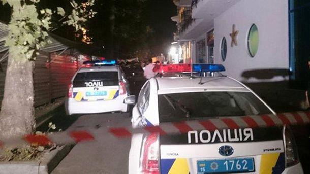 Правоохоронці миттєво відреагували на інцидент