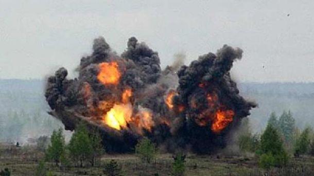 Вибухи на Луганщині мали спричинити хаос