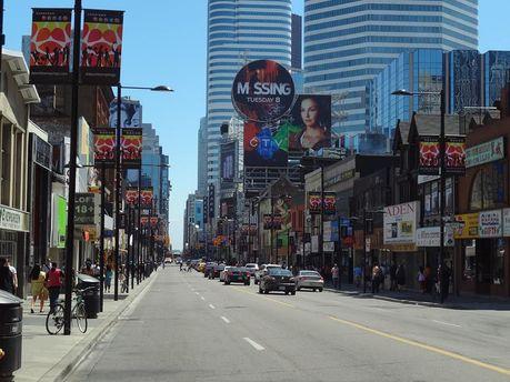 Реклама в Торонто