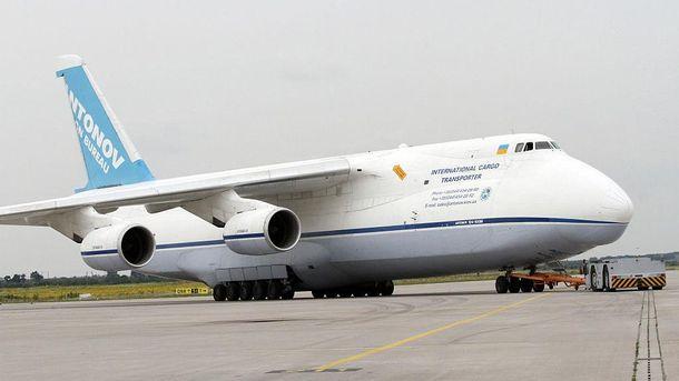 Літак Ан-124-100