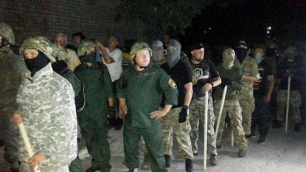 На місці сутичок були присутні батальйони