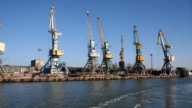 Бердянський морський торговельний порт