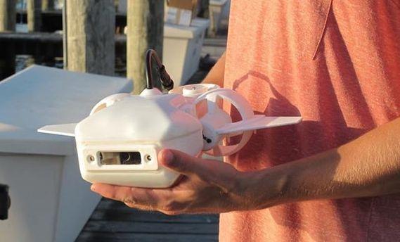 Подводный дрон