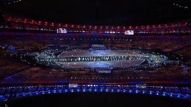 Церемония открытия Паралимпиады-2016