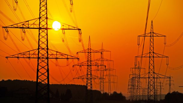 Окупований Донбас й надалі отримує українську електроенергію