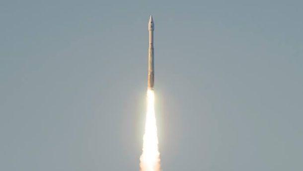 Ракета понесла обладнання на астероїд Бенну