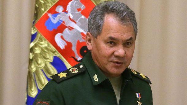 Шойгу приехал в Крым