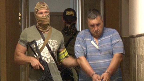 Співробітники ФСБ катували Панова 3 дні