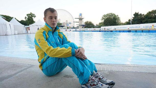 Світовий рекордсмен Дмитро Залевський