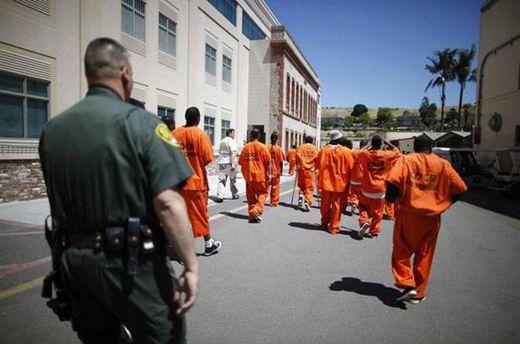 В`язниця в США