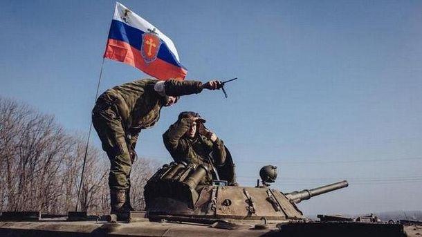 Бойовики ДНР