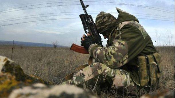 Криваве перемир'я на Донбасі