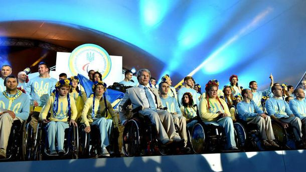 В копилке украинской сборной 37 медалей