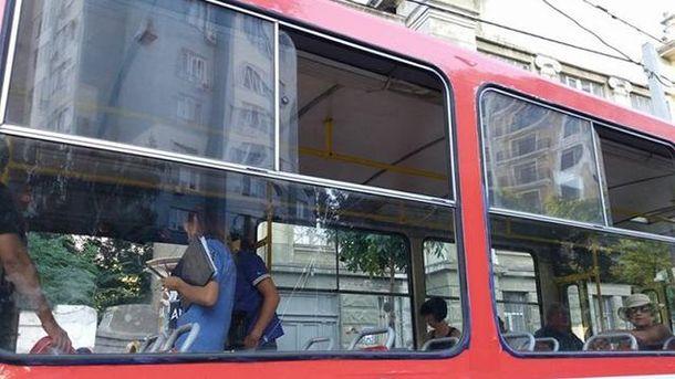 Суперечка у трамваї переросла в стрілянину