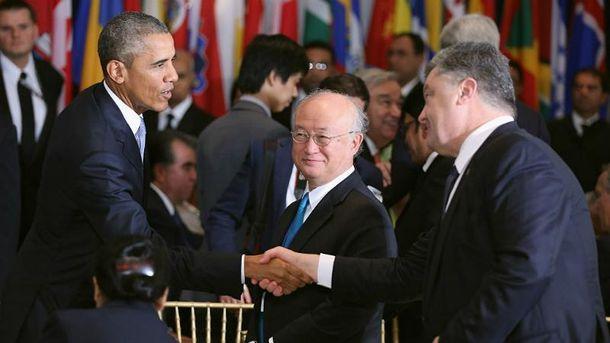 Порошенко зустрінеться з Обамою на полях Генасамблеї ООН
