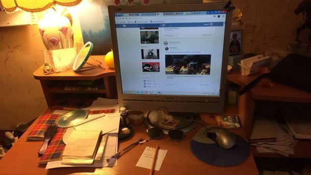 Российскую пропагандистску задержали в Киеве
