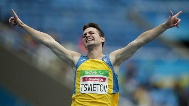Игорь Цветов стал двукратным паралимпийским чемпионом