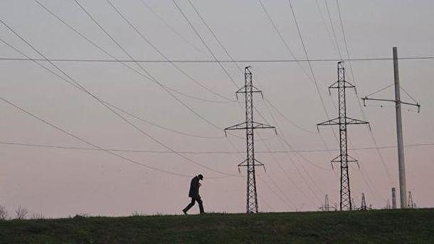 Кримчанам слід готуватися до перебоїв з електропостачанням