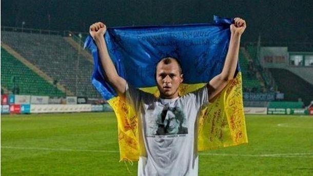 Роман Зозуля від початку підтримує українську армію