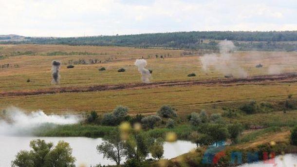 Террористы уже неоднократно тренировались форсировать реки