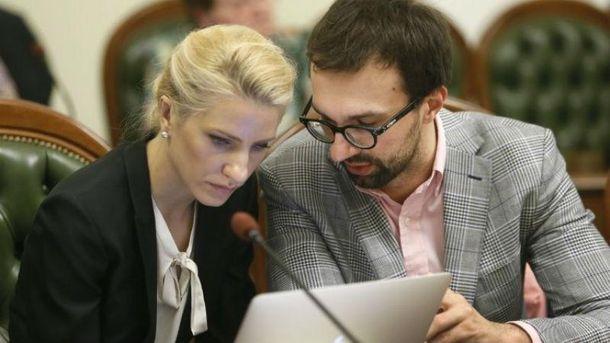 Залищук и Лещенко