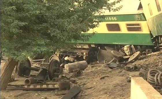 Аварія в Пакистані