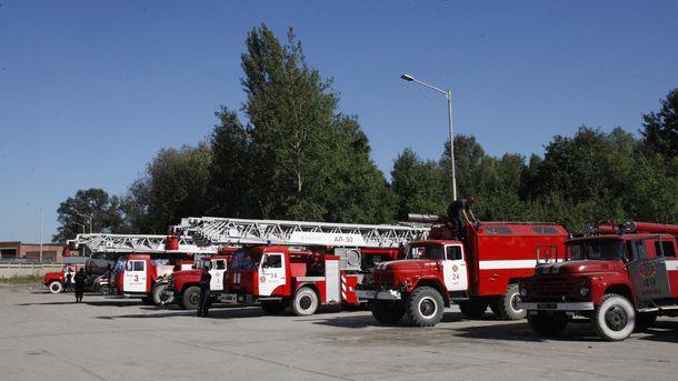 Пожежна техніка